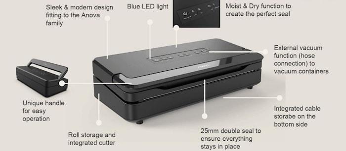 Anova Precision® Vacuum Sealer Pro