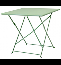 Flower 55x70 bord - Sage grön
