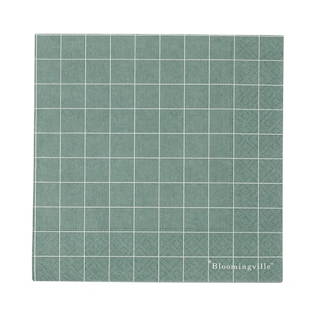 Serviet Paper 20 stk - Grøn