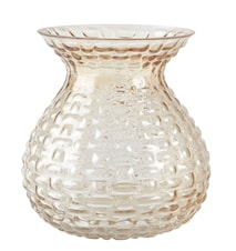 Vase 17 cm Nude