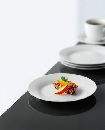 Café Desserttallerken 19 cm 4-pack