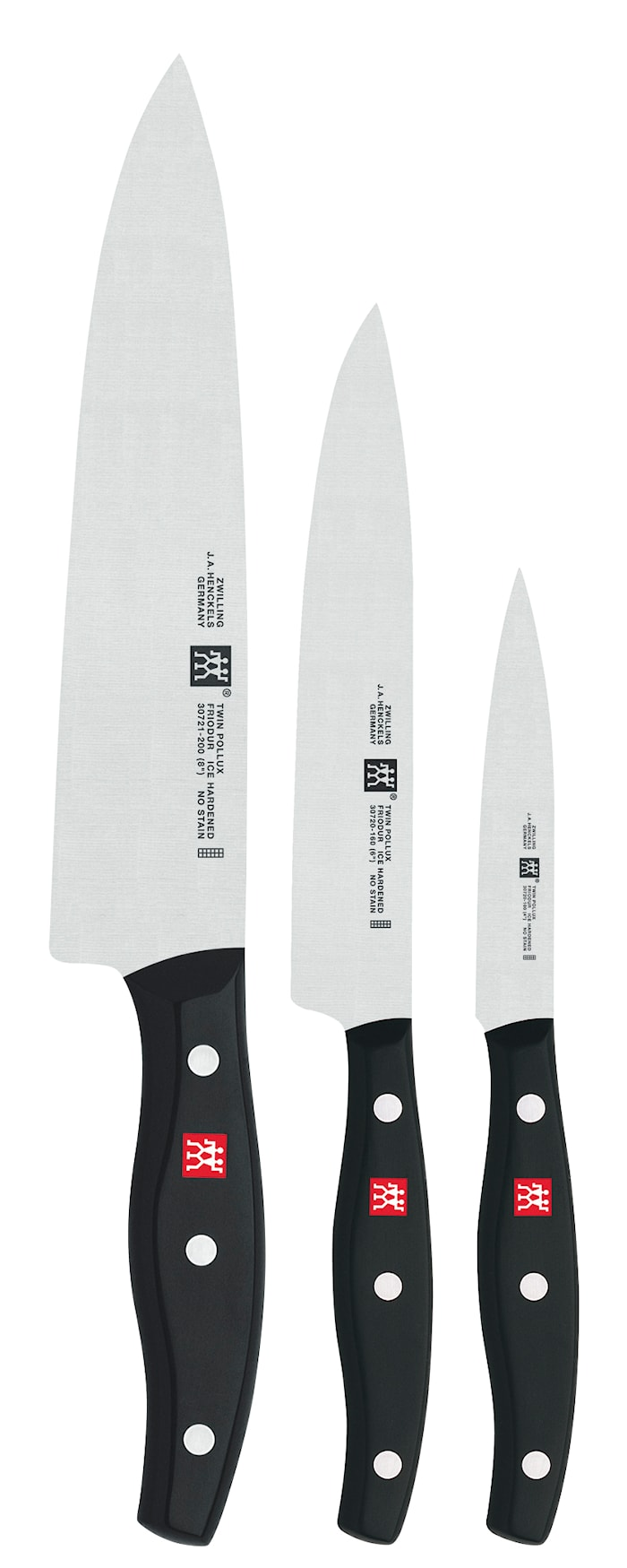 TWIN® Pollux Knivsæt 3 Knive