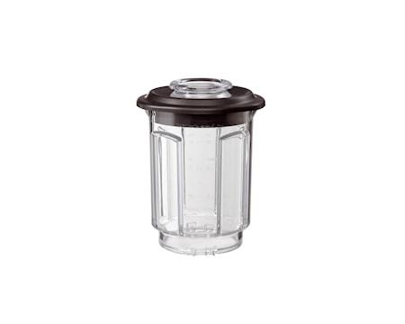Blenderkande uden håndtag klar 0,75 liter