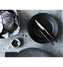 Dorotea Night Bordgaffel og bordkniv 2+2