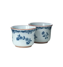 East India Egg Cup 4cl 2-pack