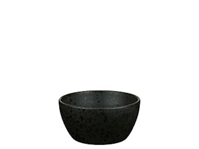 Skål 6 cm Ø12,5 cm sort Bitz