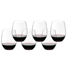 O Wine Cabernet/Merlot, 6-pakkaus