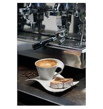 NewWave Caffe Party Tallerken med. 20x14cm
