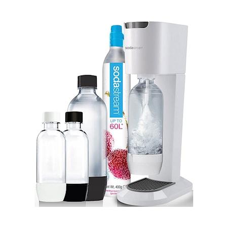 SodaStream Genesis hvid/grå