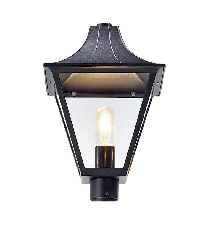 Dandy Lampehode til 107122 Black/Clear