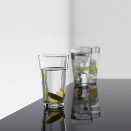 Café vesilasi korkea 32,5 cl 4-pack