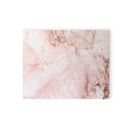 Marmor Skärbräda Pink polished