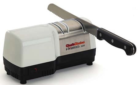 Diamond Hone Hybrid CC220 Knivsliber 2 trin elektrisk/manuel