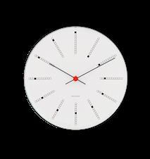 Arne Jacobsen Bankers väggur, Ø 48 cm