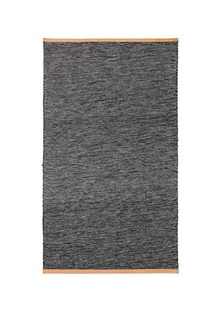 Björk Matta Mörkgrå 70x130 cm