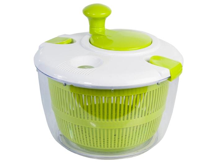 Salladsslunga Stor Grön/Vit 4 liter