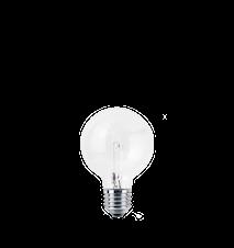 Lampa G95 Klar Ø9,5 cm