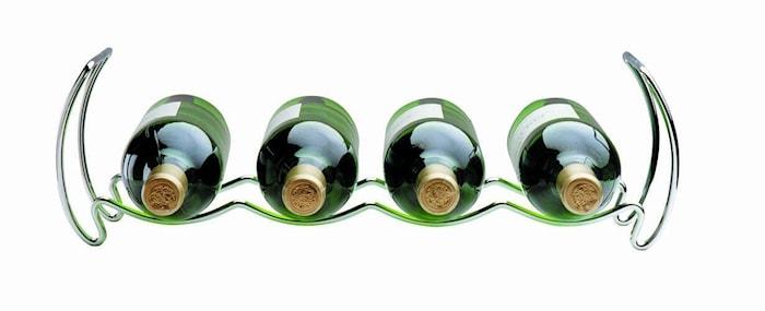 StackRack Stapelbart Viiniteline 4 pulloa