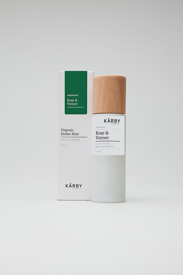Kårby Organics Rose & Vetiver - Home Mis