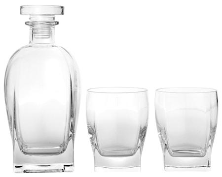 Rossini whiskyset 3 delar klar