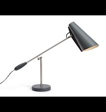 Birdy bordslampa – Grey/metallic