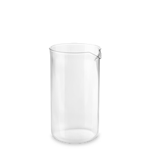 Coffee plunger glass 1,0 l