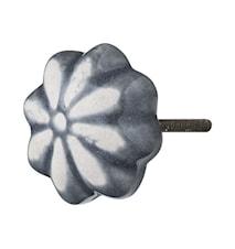 Nobilia Pomo Bright Blue Ø4.5 cm