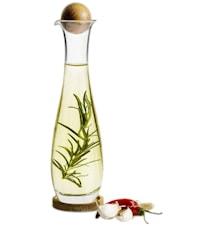 Oak olja/vinägerflaska