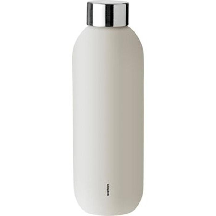 Stelton I:cons Keep Cool Drickflaska 0.6 L Sand