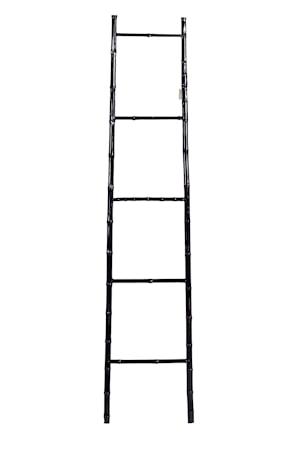 Bambu Stege 39x190 cm Svart