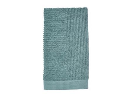 Håndklæde Petrol/Cameo 50x100 cm Classic