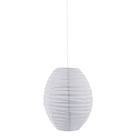 Kids Concept Lampskärm grå 30x40