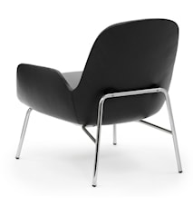 Era Lounge Chair Low Chrome - Tango