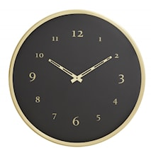 Reloj de pared Brass