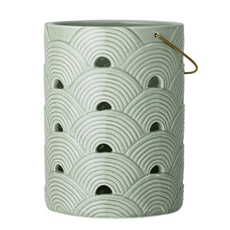 Lanterna Keramik Grå