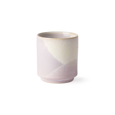 Gallery Ceramics Kaffemugg Lilac/Yellow