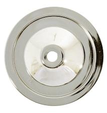 Lome taglampe - Polished chrome
