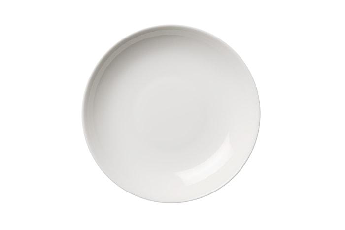 24 h Pastalautanen 24 cm valkoinen