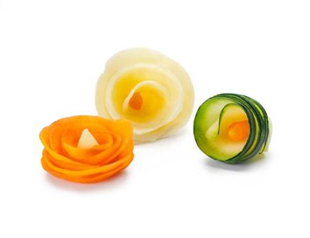 Grönsaksskärare 3 blad