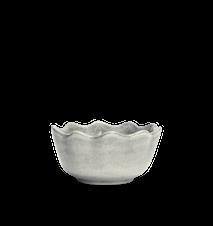 Østersskål Mini Grå 13 cm