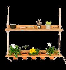 Hanging Garden Furu Natural