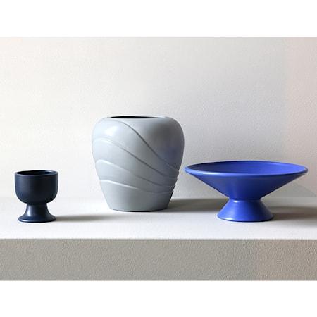 Bold & Basic Keramikk Kopp Blå