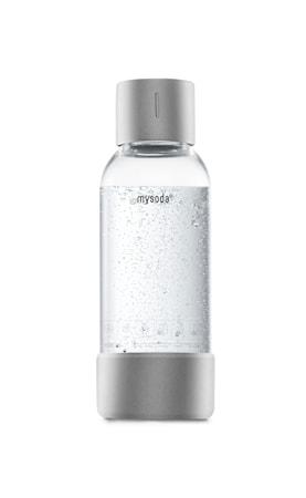 Bilde av 0,5 L Flaske 1-pakning Sølv