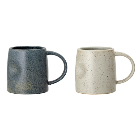Hazel Mug, Multi-color, Stoneware