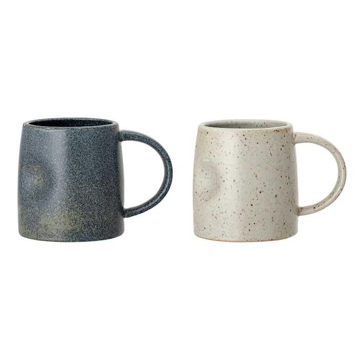 Hazel Mugg Multi-color 2-Pack