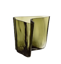 Aalto Vase 175x140 mm Moosgrün