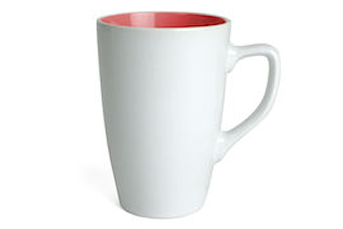 Apollo Krus Hvit/rød