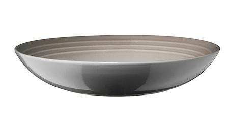 Pastatallerken 24 cm Mist Gray