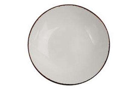 Syvä lautanen 22,5 cm
