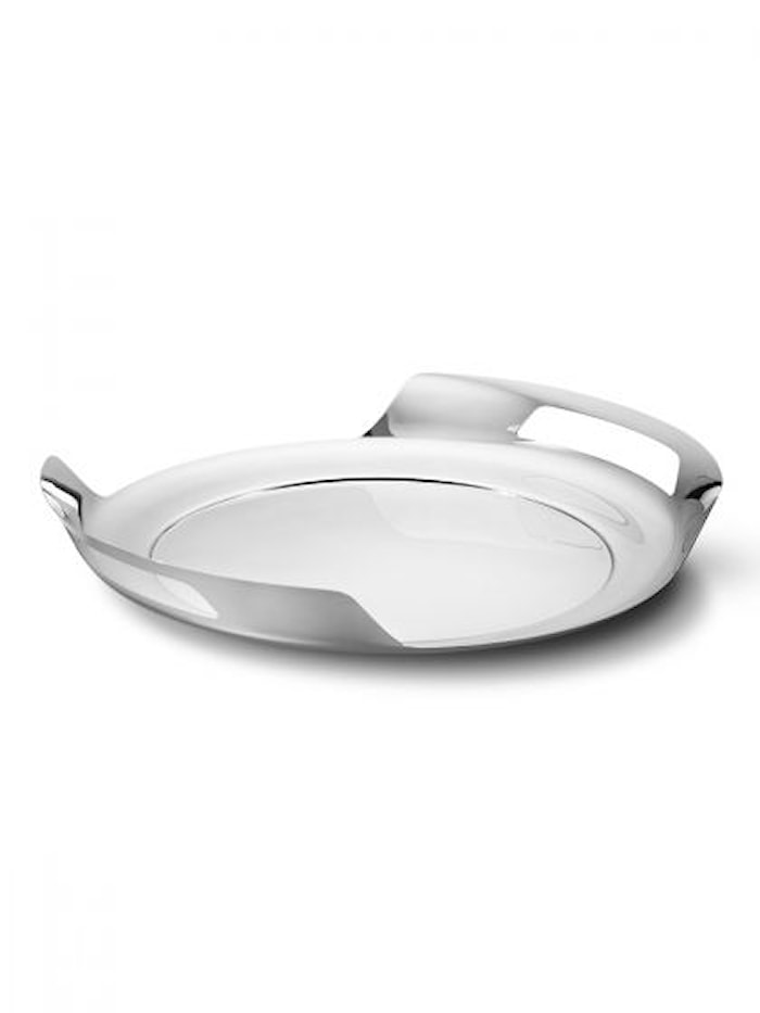Helix Tray Stainless Steel